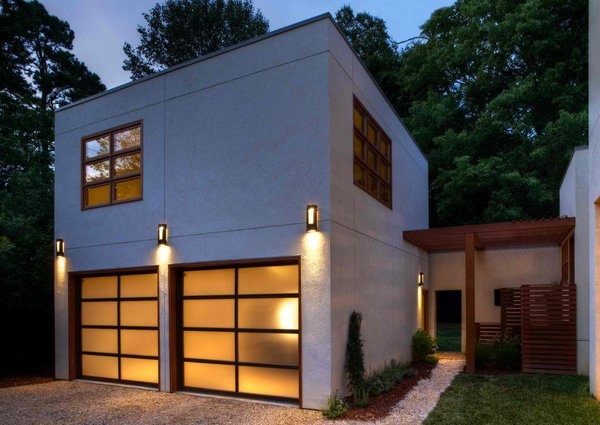 15 Detached Modern and Contemporary Garage Design Inspiration  Home Design Lover