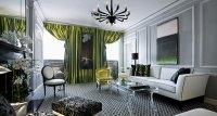 15 Art Deco Inspired Living Room Designs | Home Design Lover