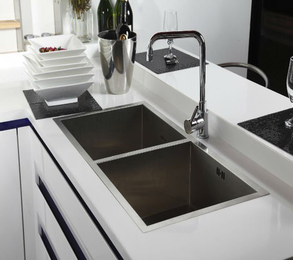 fireclay kitchen sink remodeling tips 15 functional double basin | home design lover