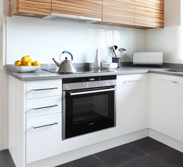 Small Kitchen Cupboards Images