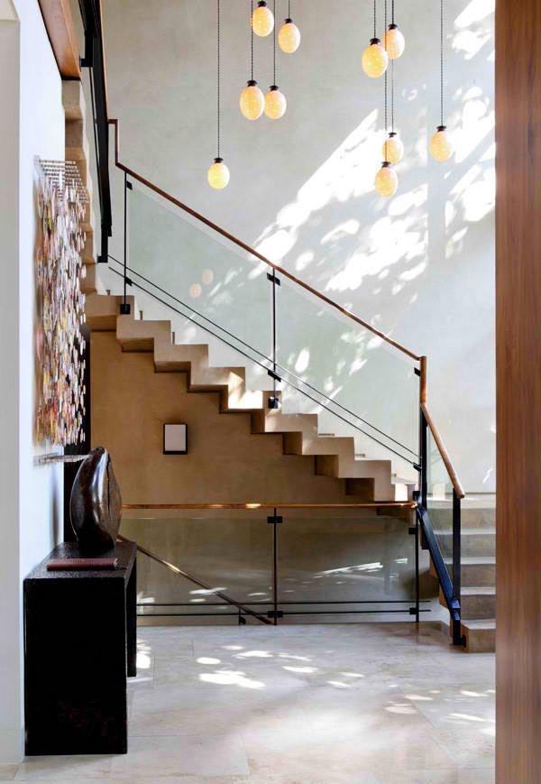 15 Concrete Interior Staircase Designs Home Design Lover