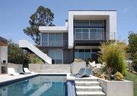 15 Concrete Exterior Staircase Design | Home Design Lover