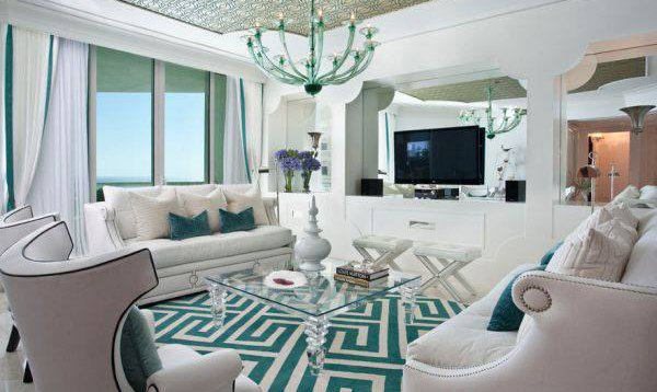 best living room accent wall colors ideas for in 15 art deco inspired designs | home design lover