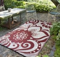 18 Decorative Outdoor Area Rugs | Home Design Lover