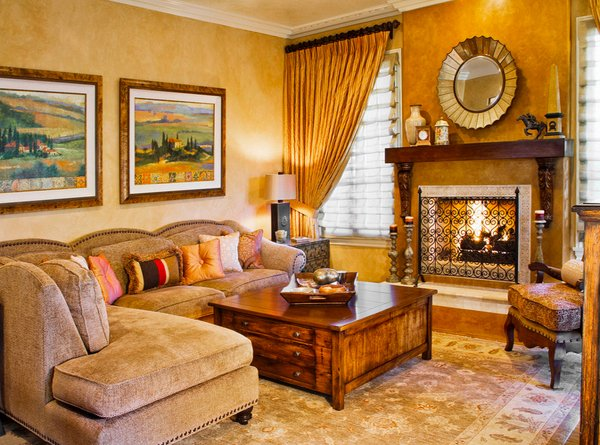Earth Tone Home Decor Ideas