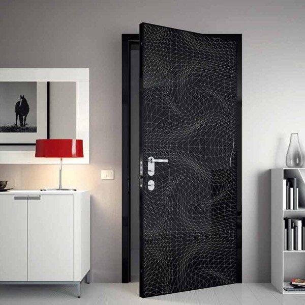 15 Wooden Panel Door Designs | Home Design Lover