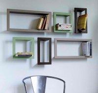 15 Decorative Wooden Wall Shelves | Home Design Lover