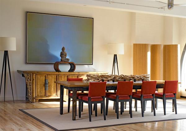 15 Asian Inspired Dining Room Ideas  Home Design Lover