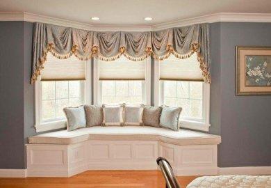 Bedroom Bay Window Seat
