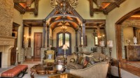 15 Stunning Tuscan Living Room Designs | Home Design Lover
