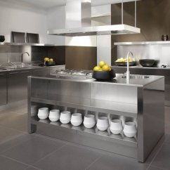 Metal Cabinets Kitchen Cart On Sale 16 Cabinet Ideas Home Design Lover