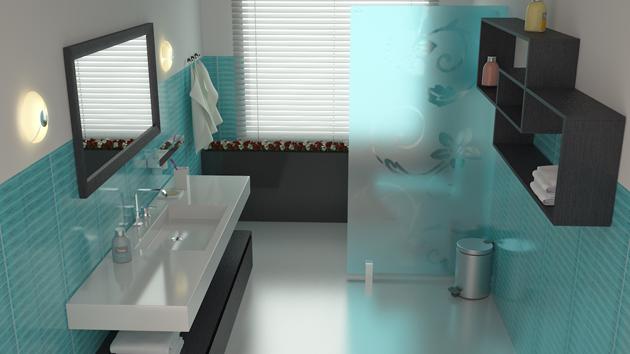 15 Turquoise Interior Bathroom Design Ideas  Home Design