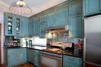 15 Perfectly Distressed Wood Kitchen Designs | Home Design ...