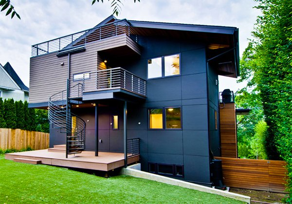 15 Modern Contemporary Homes On A Hill  Home Design Lover