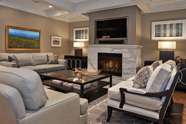 Living Room Design With Large Tv Novocom Top