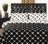15 Black and White Bedding Sets | Home Design Lover
