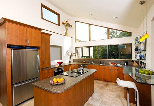 15 Contemporary U Shaped Kitchen Designs Home Design Lover