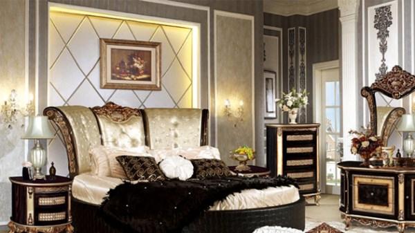 antique design living room 15 Awesome Antique Bedroom Decorating Ideas | Home Design Lover