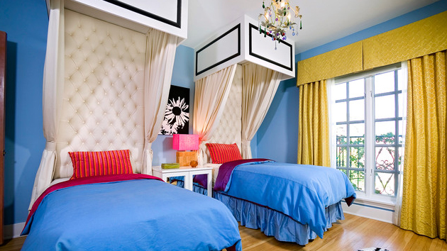 20 Bedrooms With Identical Twin Beds  Home Design Lover