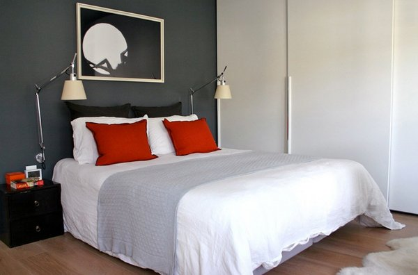 and red bedroom ideas