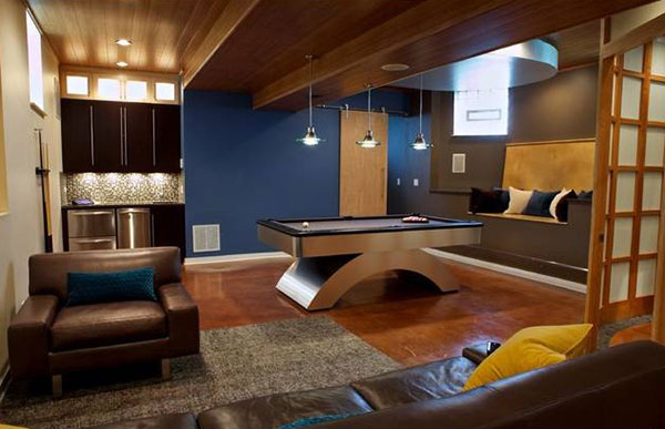 Basement Ideas in 15 Different Home Spaces  Home Design Lover