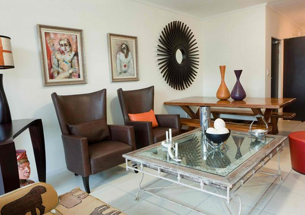 17 Awesome African Living Room Decor