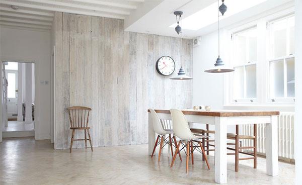 Interieur Aus Beton Und Aluminium Urban Wohnung