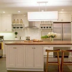 How To Build A Kitchen Island With Breakfast Bar Cabinet Layouts 15 Beautiful Table Attached | Home ...