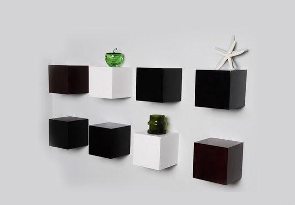 15 Cube And Rectangular Shelving Home Design Lover