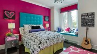 15 Chic and Hot Pink Bedroom Designs   Home Design Lover