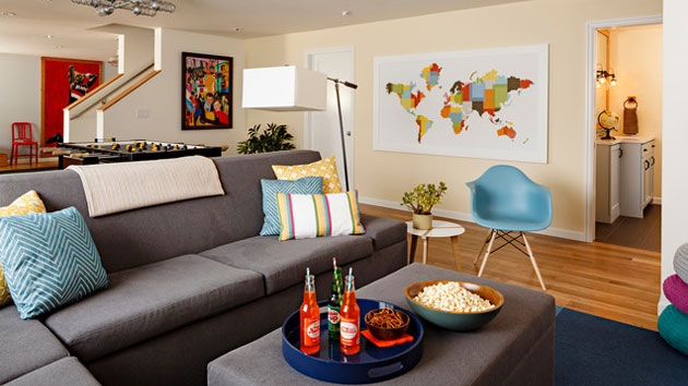 basement living rooms vintage room furniture for sale 15 modern and contemporary designs home design lover