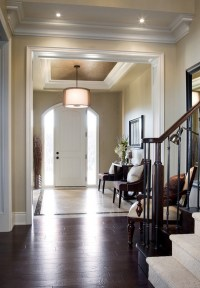 16 Ways to Light Your Home's Foyer | Home Design Lover