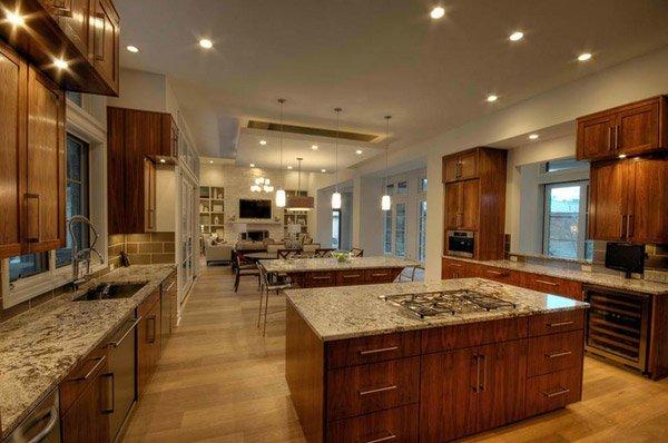 15 Big Kitchen Design Ideas Home Design Lover