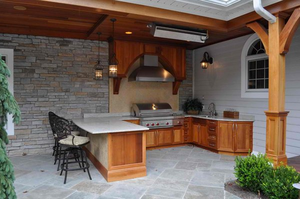 15 Ideas For Highly Functional Traditional Outdoor