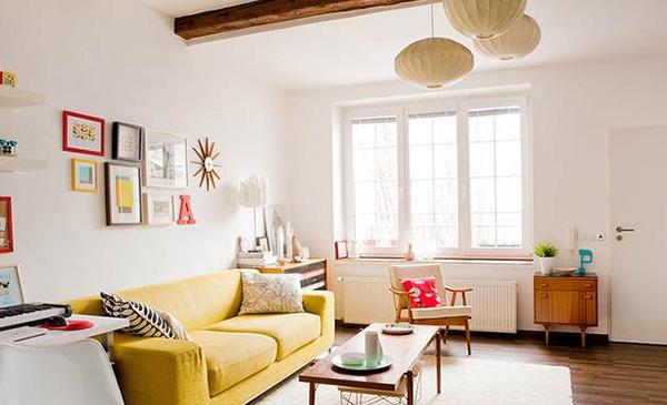 lime green sofa living room ideas harrison coco republic 15 scandinavian designs | home design lover