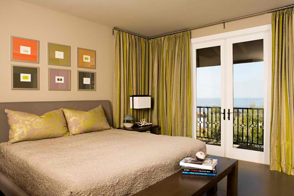 15 Superbly Stunning Bedroom Curtains Home Design Lover