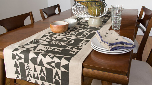 15 Table Runner Designs for Your Dining Table  Home Design Lover