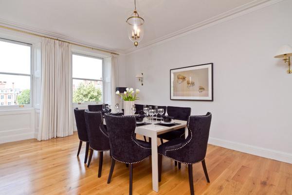 15 Posh Purple Dining Room Furniture Home Design Lover