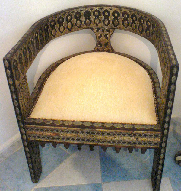 arabian nights living room bobs furniture 15 interesting moroccan chairs | home design lover