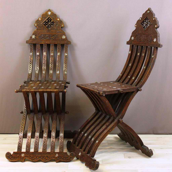 15 Interesting Moroccan Chairs  Home Design Lover