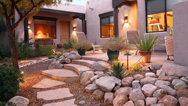 living room ideas for condo modern rooms apartment 15 showcasing landscaping rocks   home design lover