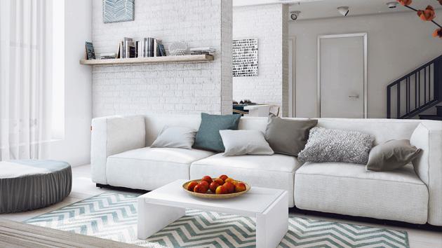 white and grey living room home interior designs 15 modern gray ideas design lover