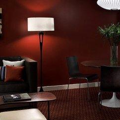 Light Purple Living Room Walls 4 Chair Design 15 Mesmerizing Maroon   Home Lover