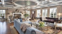 15 Mansion Living Room Ideas Overflowing with ...
