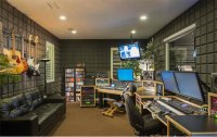 15 Design Ideas for Home Music Rooms and Studios