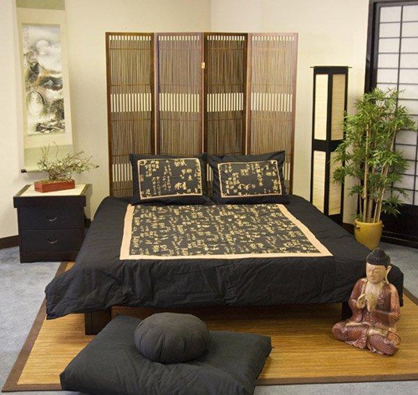 Bedroom Japanese Design