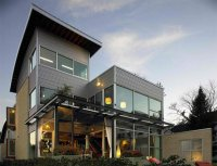 15 Homes with Industrial Exterior Designs | Home Design Lover
