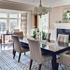 Kmart Kitchen Chairs How To Finance Remodel 15 Ideas In Designing Dining Rooms With Bay Window | Home ...