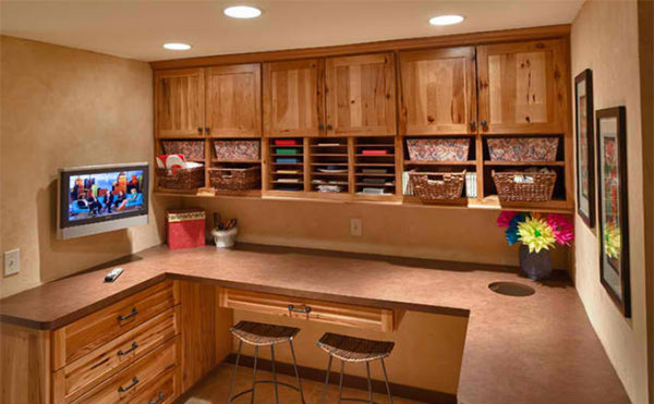 15 Ideas in Designing Your Homes Craft Room  Home Design