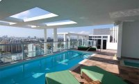 15 Stunning and Relaxing Rooftop Pools | Home Design Lover